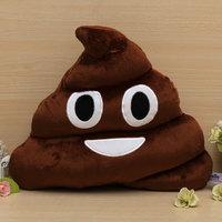 Pillow Cushion Cute Emoji Funny Poo Shit Shape Pillow Stuff Doll Novelty Newest Hot Search