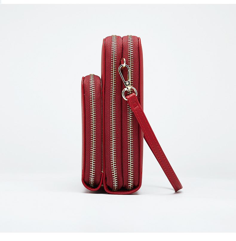 New Arrival Colorful Cellphone Bag Fashion Daily Use Card Holder Small Summer Shoulder Bag for Women 8