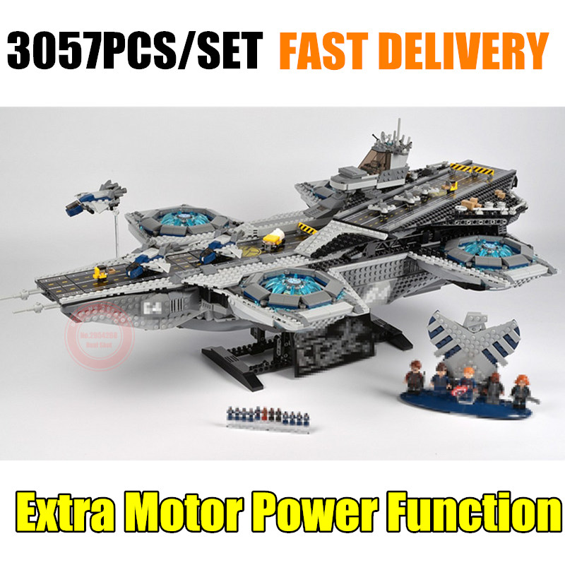 New Super Heroes The Shield Helicarrier fit legoings star wars figures city Building Blocks Bricks diy Kids Toy 76042 GiftNew Super Heroes The Shield Helicarrier fit legoings star wars figures city Building Blocks Bricks diy Kids Toy 76042 Gift