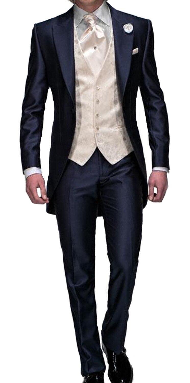 Venta caliente Customizado Trajes de Esmoquin de Novios Trajes de - Ropa de hombre - foto 4