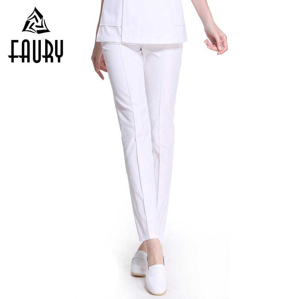 Plus Size Off White Dress Pants – DACC