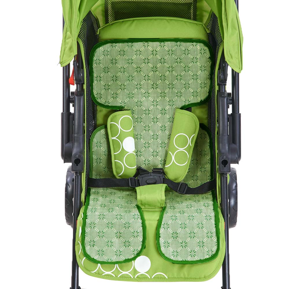 NC Flax Summer Reusable Infant Prams Buggy Pushchairs Seat Sleeping Cool mats Pad for a stroller accessories baby carriage