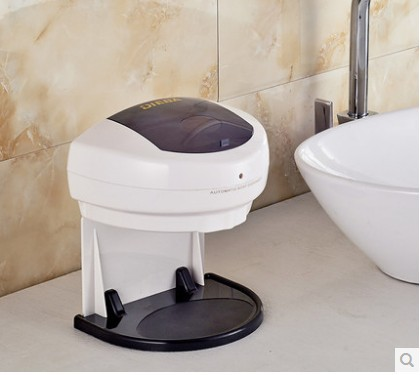 bathroom accessories  automatic SOAP dispenser can improve cleaning and sterilization effect,With the base  цены