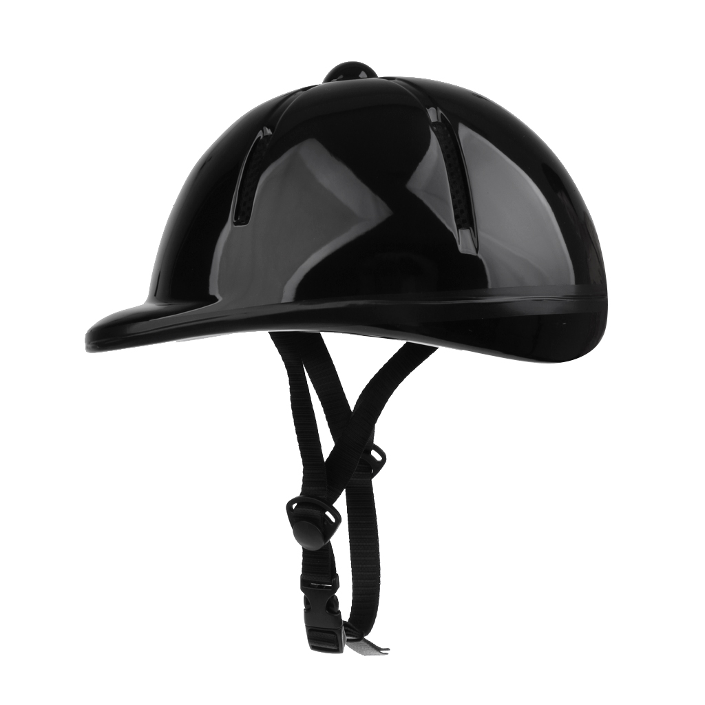 Children Kids Adjustable Horse Riding Hat/Helmet Head Protective Gear Safety Sports Equestrian Unisex Head Guard Protection Hat