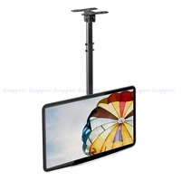 TV Ceiling Mount 32 67 Inch Flat Panel LED LCD TV Mount Height Adjustable Side Mount