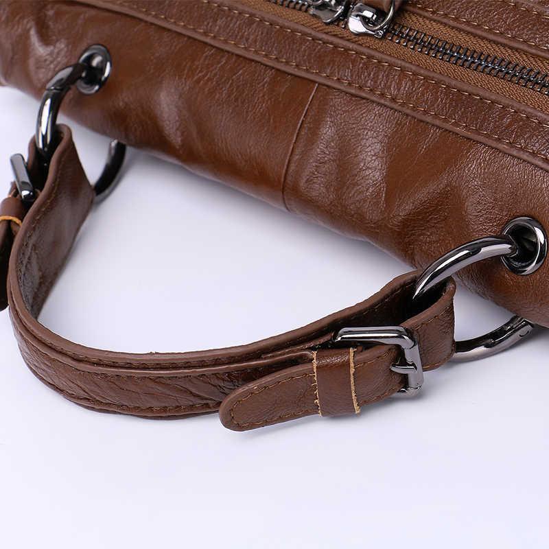 Сумка на молнии из натуральной кожи, женская сумка из 100% натуральной кожи, Повседневная сумка через плечо, легко носить с собой, Брендовая женская сумка через плечо E