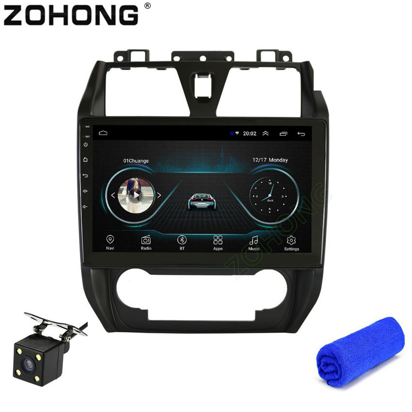 2 5D 10 2inch Android 8 1 Car DVD GPS For GEELY Emgrand EC7 EC715 EC7