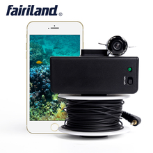 Wifi wireless fish finder 3.0 mega pixel HD camera portable depth detector ice fishing fish loctor with  fish finder app