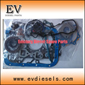 KUBOTA V1305 engine spare parts piston piston ring cylinder liner gasket kit water pump crankshaft engine bearing