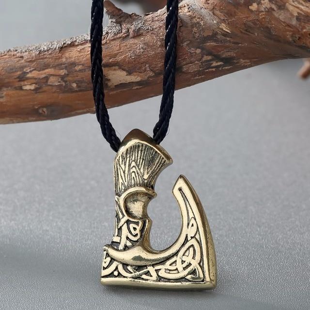 Collier Bronze Viking  2