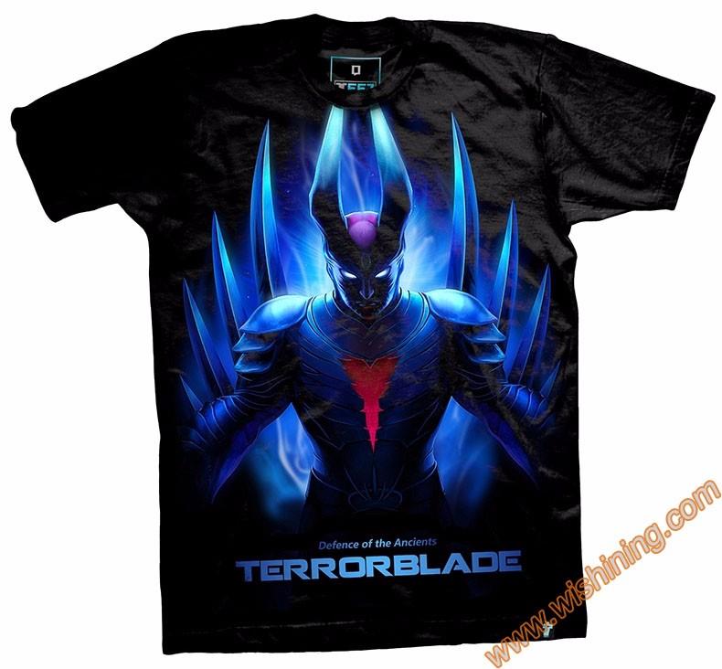 DOTA 2 Terrorblade t-shirt Tee9001 (2)