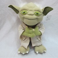 Free Shipping 2pcs Cute 8 16 Star Wars Wiseman Yoda Cos Halloween S Day 20cm 40cm