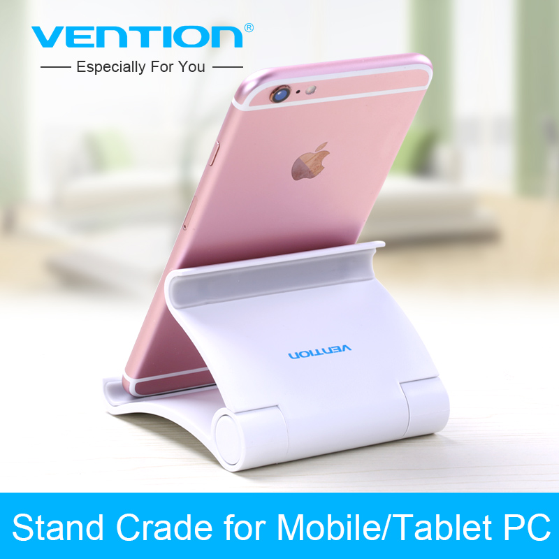 Vention Desk Phone Holder Universal Mobile Phone Stand For Sony Nokia HTC Cellphone And Tablet Stand