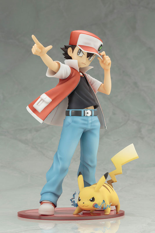 Pokemon Pikachu Ash ketchum Action Figure | 2pcs/set | 6 Inch