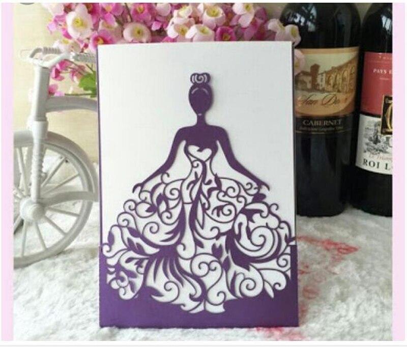 Wedding Bride Dress Metal Cutting Dies Stencil For DIY Scrapbooking Paper Card Decorative Craft Dies Embossing Die Cuts New 2019