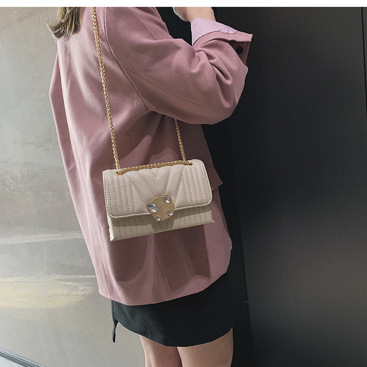 newest fashion bags bag women chain shoulder crossbody bag women's handbags (24)