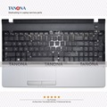 Original New Top Housing Palmrest with US keyboard Touchpad for Samsung NP300E5A NP300E5C BA75-03405A