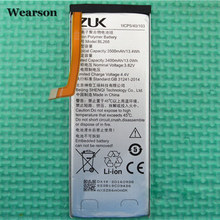 Wearson BL268 Battery For Lenovo ZUK Z2 Z2131 Battery 3500mAh Free Shipping With Tracking Number