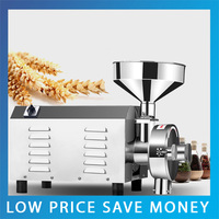 20 40/h SS304 Food Processing Machinery Multi Function Grain Grind Mill 1.8kw 220V
