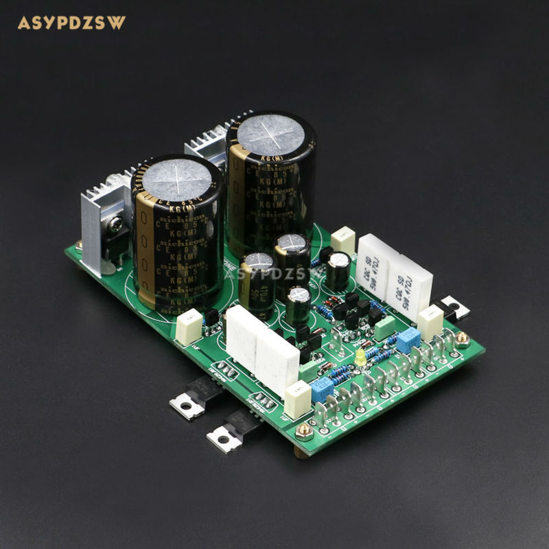 HPX Headpone amp Power amplifier power supply board base on SIGM A22 PSU circuit 30V