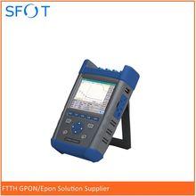 High Dynamic Range AV6418 OTDR 1310/1550nm 42/40dB broadband agc bandwidth maximum 150m vca810 40db to 40db automatic control manual program controlled