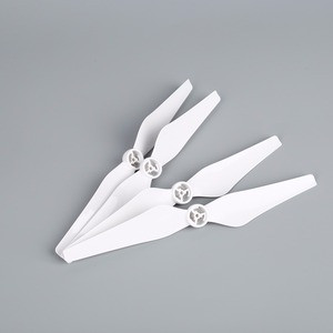 Image 2 - 8PCS 9450S Propeller for DJI Phantom 4 Pro Advanced Drone Quick Release blades Replacement Props with Mount Base Spare Parts
