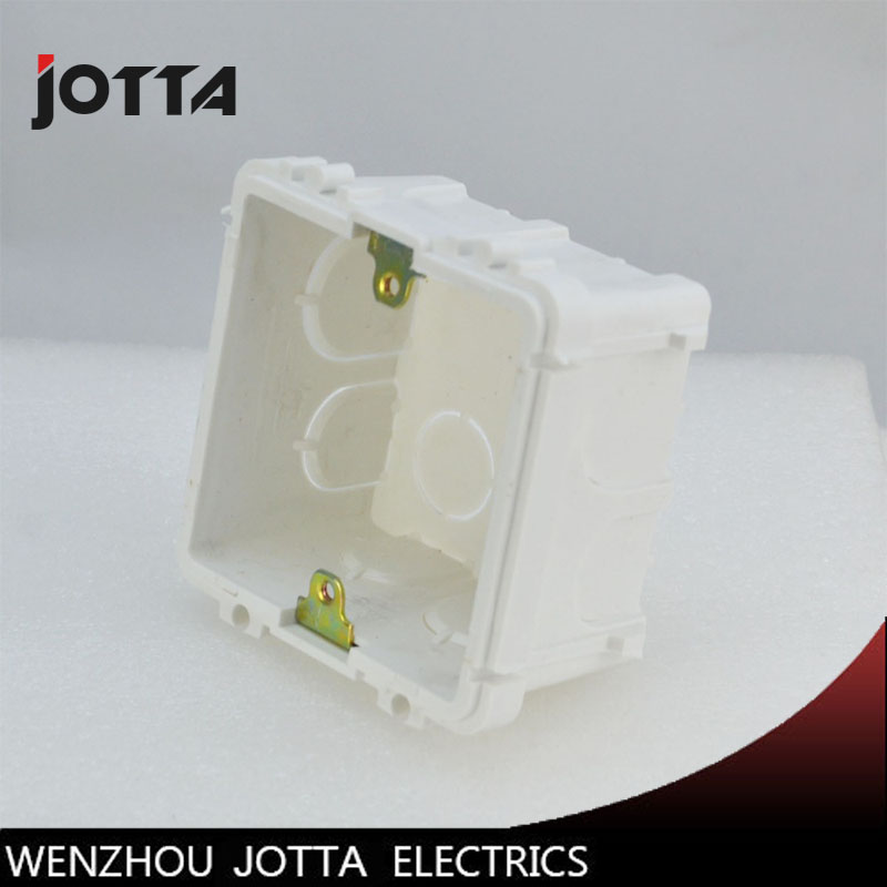 installation ABS Materials Mounting Box Internal Mount Box for 86mm ...