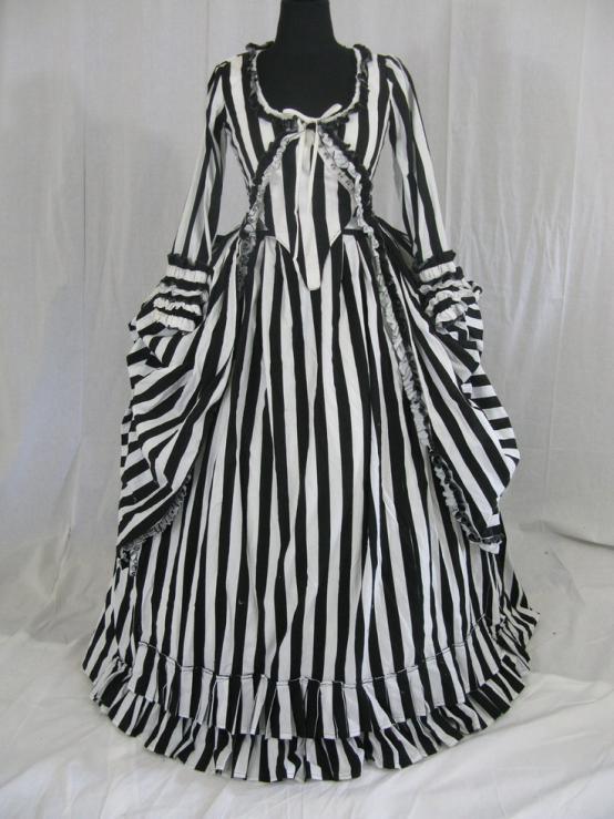 Катрина сонная лощина колониальной полонез party dress costume