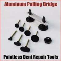 PDR Tools Paintless Dent Repair Kit Car Body Works Remove Dents Remover Removal Fix Aluminum Pulling