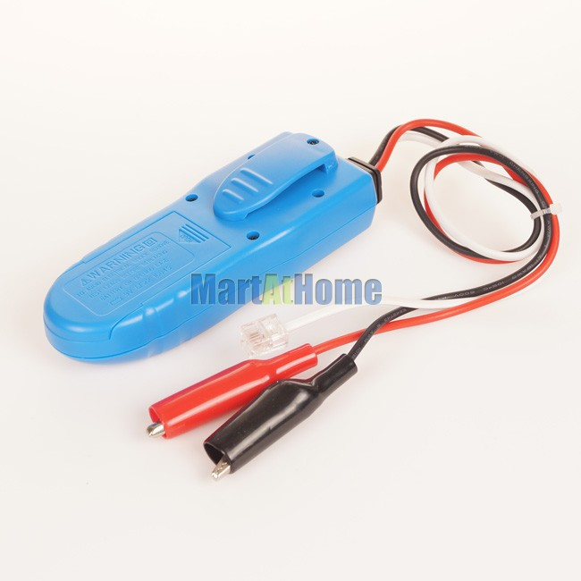 New RJ45 Wire Tracker Finder Tone Probe Kit 3km for Telephone wire ...
