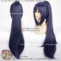 Высокое качество дешевой цене аниме любовь онлайн солнце lovelive! Kanan мацуура смешанная голубой парик волосы ну вечеринку парики