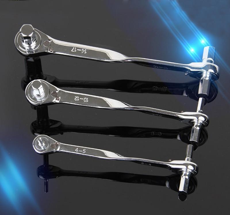 ابزارآلات سخت افزاری تعمیر آچار هچ / کلید آچار دو سر / چرخ دستی / اتومبیل و موتور سیکلت