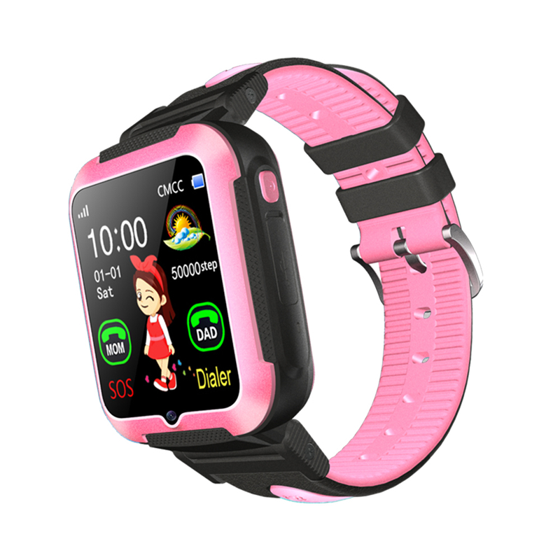 Smart Bracelet for Children AGPS LBS Camera Monitor Sport Smart Wristband Waterproof Alarm Clock Rubber Wristwatch Gifts Kids fashion children smart bracelet alarm reminder date agps camera wrist smart band waterproof best smart clock gift for boys girls