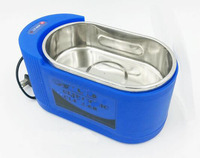 220V 35W/60W Ajustable High Power jewelry watches glasses washing Ultrasonic Cleaner