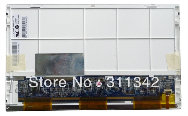 NEW A+ 8.9'' LED LCD Screen CLAA089NA0CCW 30PIN for CLAA089NA0ACW CLAA089NA0BCW  ADVENT 4489 MSI U90
