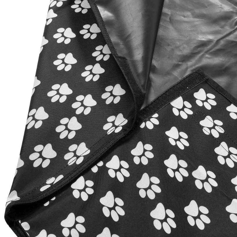 Dog Car Seat Cover Dog Carrier Waterproof Oxford Cloth Car Trunk Cushion Pad Mat Pet Car Mat Pet Supplies Travel Accessories 12