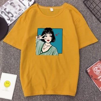 Elegantné dámske tričko s potlačou – rôzne farby