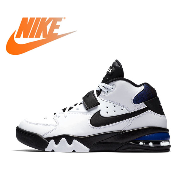 meilleur service e58e1 38d19 US $202.01 32% OFF|Original Authentic NIKE AIR FORCE MAX Thread Men's  Basketball Shoes Sneakers AH5534 Sport Outdoor Breathable Comfortable  Durable-in ...