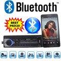 Новый 12 В тюнер Автомобилей Стерео bluetooth FM получать Радио MP3 Аудио плеер USB SD MMC Порт Автомобильный радиоприемник bluetooth тюнер В Тире 1 DIN