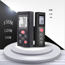 Laser range finder 40/60m/80m/100/120/150m electronic Distance tape measure meter rangefinder laser Digital Laser Distance Meter цены