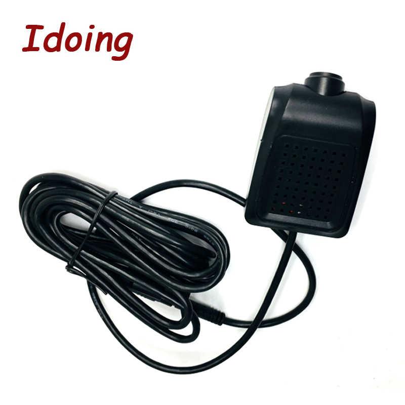 Idoing USB2.0 фронтальная камера цифровой видеорегистратор Автомобильный видеорегистратор камера 720P HD для Android 5,1/6,0/7,1 Android 8,0