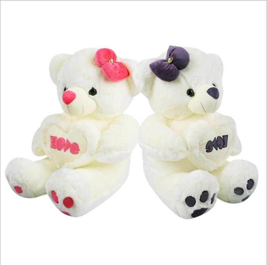 Kawaii 100cm Teddy Bear Plush Toys Gifts Stuffed Plush Animal Huge Plush Bear Stuffed Bear Toys For Kids Birthday Gift Juguetes