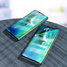2PCS/Set Baseus Screen Protectors for Huawei mate 20 Pro Ultra-thin Anti Blue Ray Scratch Proof Protection