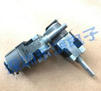 VK Original RK168 Type Motor Potentiometer 4 League With Light Double B10K Double B50K Axis