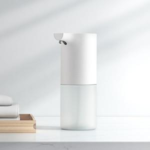 Image 5 - En Stock Xiaomi Mijia Auto Induction moussante lave mains distributeur de savon automatique 0.25s induction infrarouge pour la famille ho D5