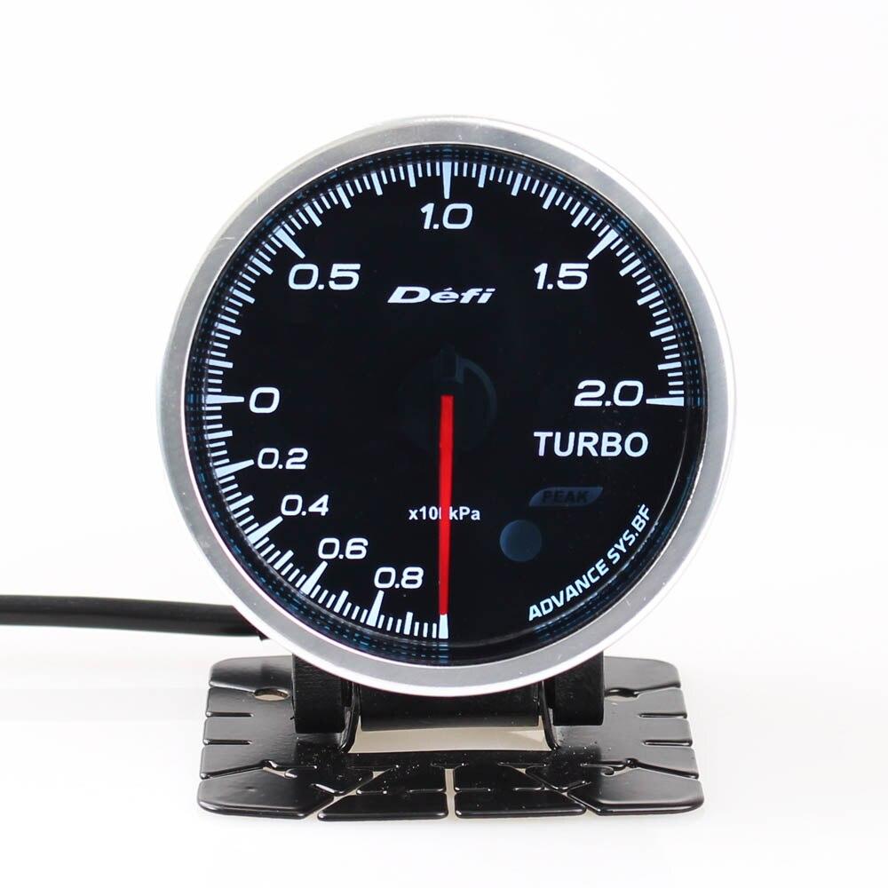 Defi Auto Gauge Meter Water temperature Oil Temperature Oil Pressure RPM Tachometer Vacuum Turbo Boost With