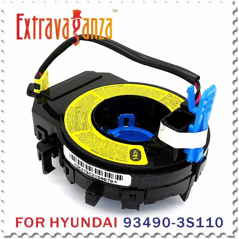 Auto parts 93490-3S110 934903S110 Clock Spring Spiral Cable Sub-Assy For Hyundai Sonata 2011-2013