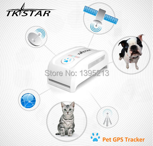 High quality Waterproof Pet GPS Tracking Device+Pet Tracker GPS Pet Tracker/IOS App and Andriod App Pet gps tracker
