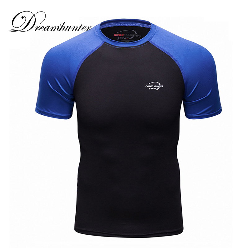 Fitness Mens Running Shir...