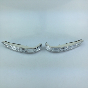Pour moderne IX35 spécial voiture rétroviseur latéral lumières clignotant lampe réflecteur lampe shell accessoires direction